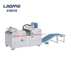 best price for LM-300-XZH Wenzhou ruian factory handcraft cardboard corrugated paper tool box making machine