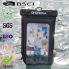 2015 hot sale clip pvc waterproof bag with armband strap