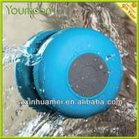 suction cup waterproof sound box of Bluetooth for iOS, windows7, android music and phone calls, support Siri