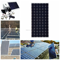 Full Power 315W mono Solar Panel Monocrystalline PV module 36v Working Voltage For Roof