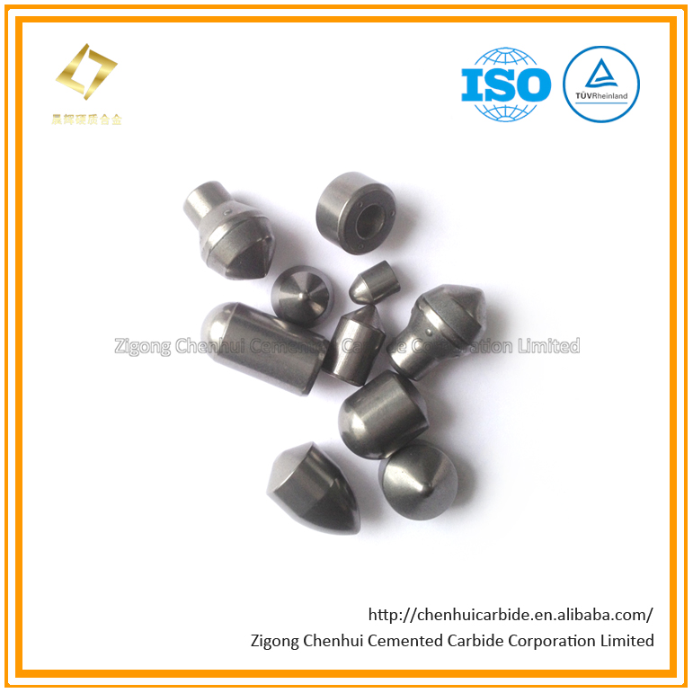 OEM Customized All Types of Cemented Carbide Buttons