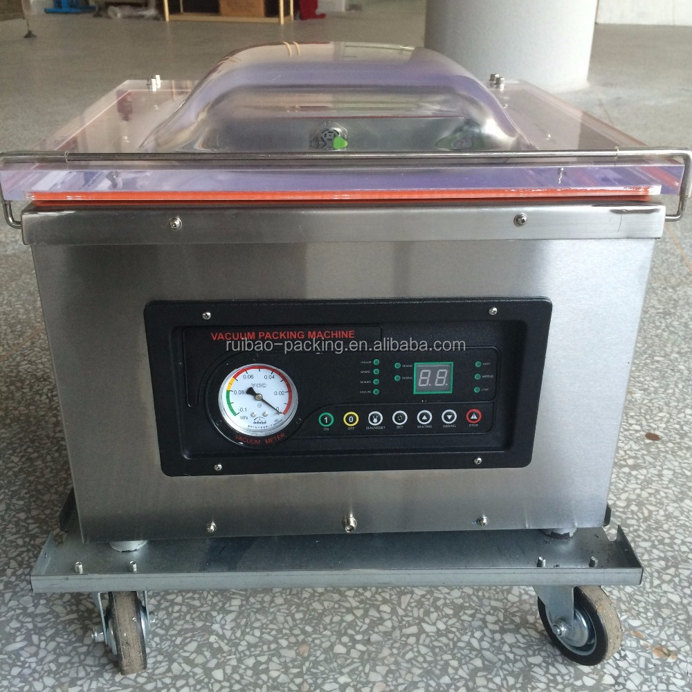 DZ260 Industrial Table type vacuum sealer with CE certificate, Vacuum packer