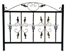 cheap antique decorative wrought iron fence