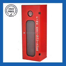 Matel fire extinguisher box for 6kg fire extinguisher,fire resistant cabinet,fire protection cabinet