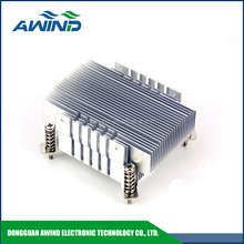 aluminum extrusion profile parts heat sink