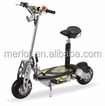 Fashion 1000W EVO 2 Wheel Stand Up Folding Mini Electric Scooter for Adults