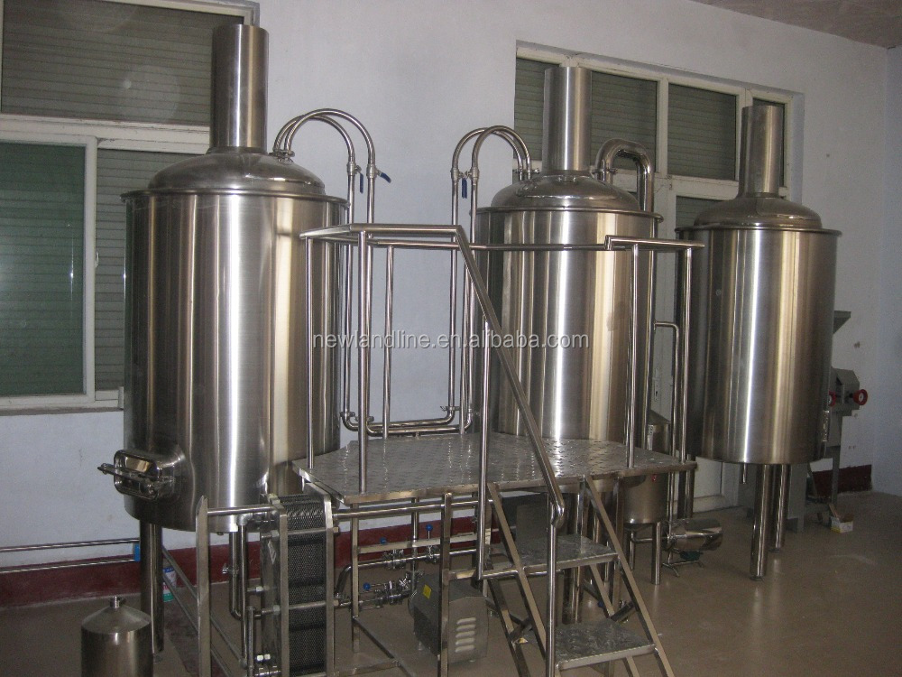 200L L Hotel beer brewing system/beer brewery machines