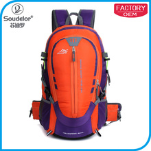 Mountaineering Camping Hiking Tactical Backpack