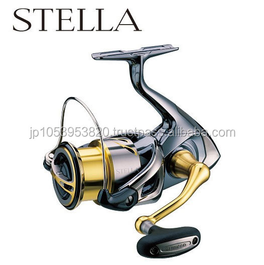 Durable pinnacle spinning fishing reel for fishing tackle Japan