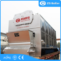 The cheapest price horizontal coal fired steam boiler for Poland