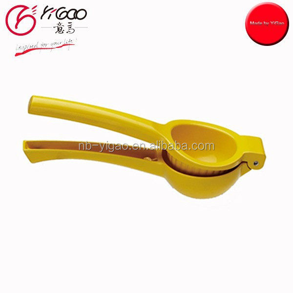 102727 Colorfull Kitchen Bar Tools Lemon Squeezer