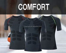 Online Shopping Alibaba Men Sport Wear For Dri Fit Slim Tit Short Sleeve Sportwear 6003