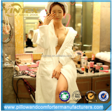 Hot Cake Wholesale High Quality 100% Cotton Hotel Terry Bathrobe