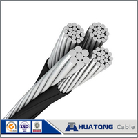 china price 0.6/1kv Triplex Service Drop XLPE insulated AAAC ABC power cable