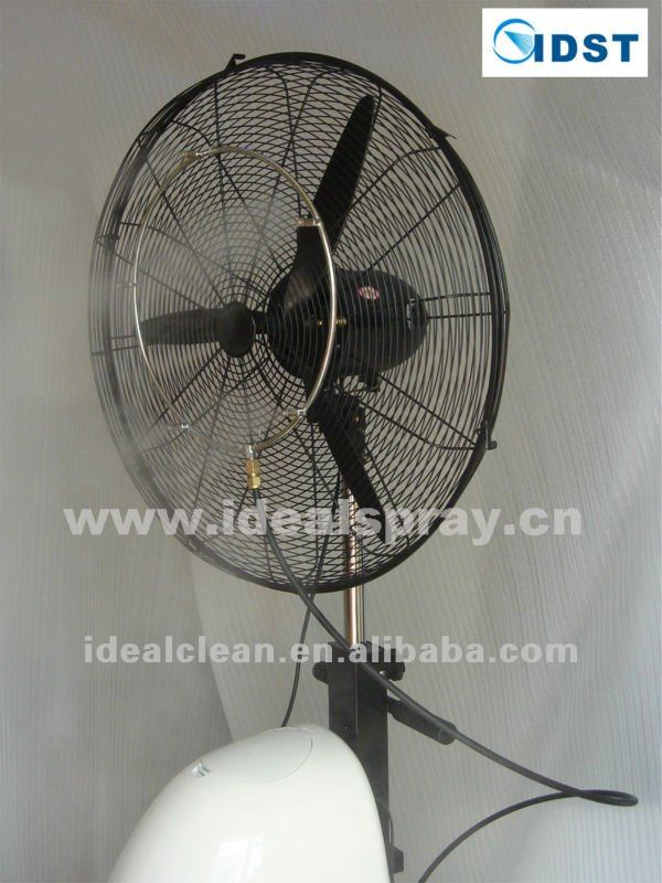 DIY Outdoor Cooling Misting Fan