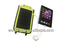 2013 New style Protable solar charger pack bag of 5W 830mAh