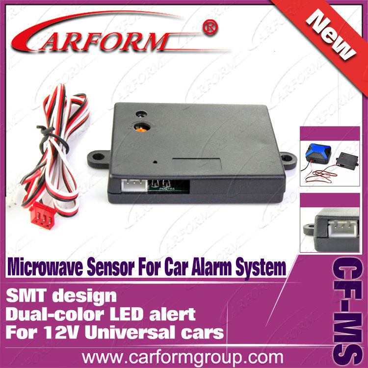 Hot sale car alarm with microwave sensor CF-MS