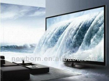 Fashion !!! 2013 3D smart 65 inch LED TV with 3 HDMI and 2 USB