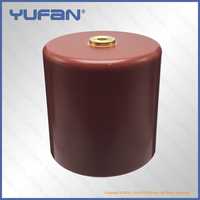 China manufacturer High Voltage Class 1 Ceramic Capacitor 100kV1000pF, Screw Terminal Mounting, Doorknob Capacitor 100kV102K