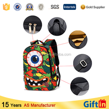 Wholesale China import sport travel backpack popular style shoulder school backpack hiking back pack