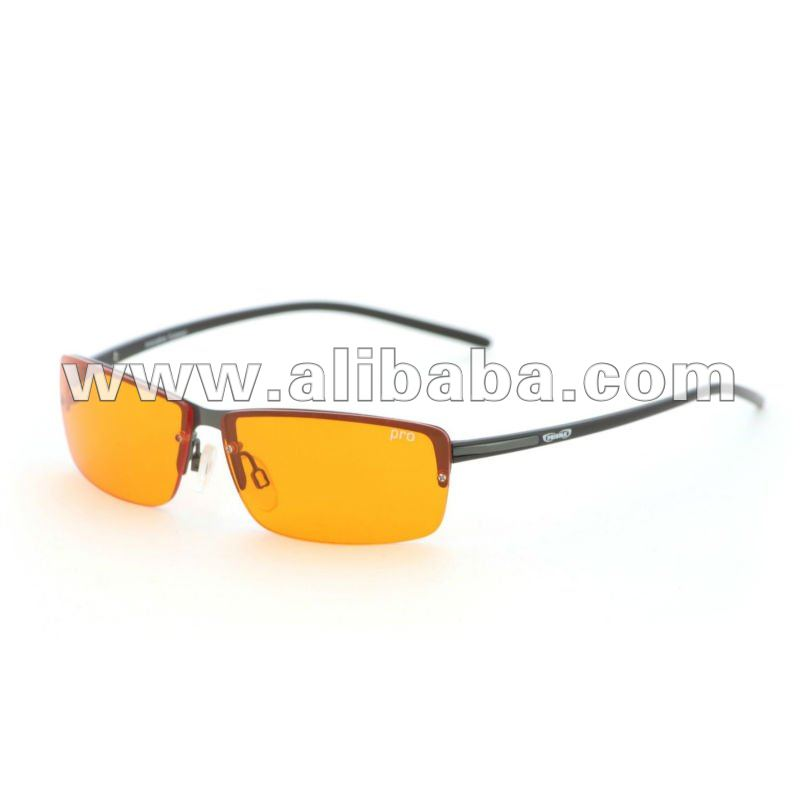 "PRiSMA blue light protection computer glasses ""P1"" PRO amber"