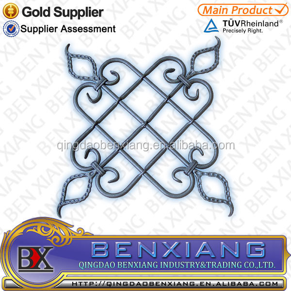 Ornamental Wrought Iron Fittings Wrought Iron Rosettes Wholesale