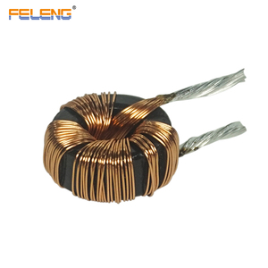 100a 12v high frequency toroidal inductor choke coil transformer for 5v power supply