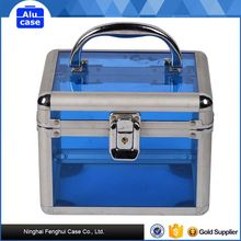 Popular for the market factory supply aluminum trolley hairdressing case