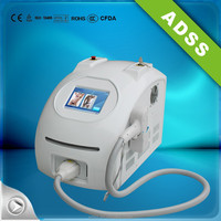 most economic portable 808nm diode laser hair removal device easy to move fro beauty salon