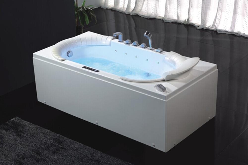 HS-B312 rectangle 71 inch length acrylic whirlpool duravit bathtub ...