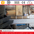 dust free used h steel section beam roller conveyor shot blast cleaning machine/equipment/abrator manufacturer