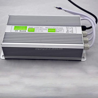 Triple output 200W 12V Waterproof LED power supply