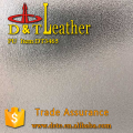 2017 pu synthetic leather gold silver film for shoes