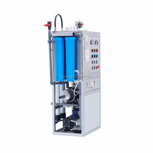 Mobile portable movable seawater desalination purify treatment equipment plant