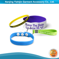 Diabetes Silicone Bracelet with Daily Note