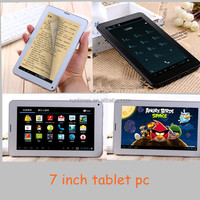 Tablet PC Q88 All Winner A13 1.2GHz q89 tablet pc android 4.0
