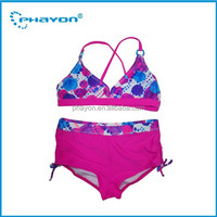 2014 Phayon lovely micro children girl swimwear/girl swimwear/ www sex kids girls swimwear xxx models