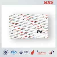 MDC1327 Big discount CR80 membership shopping card/reward card
