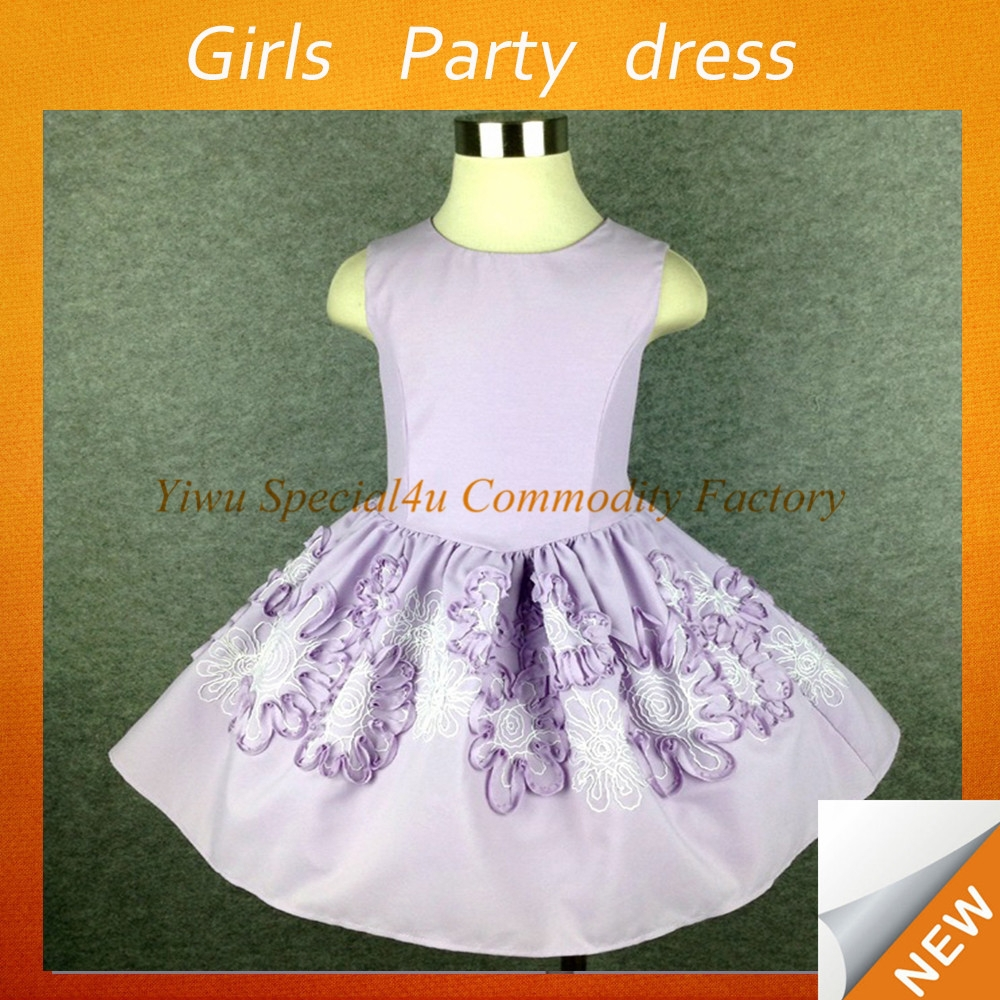 girl party wear western dress/baby girl dress patterns/baby girl party dresses CDT-220