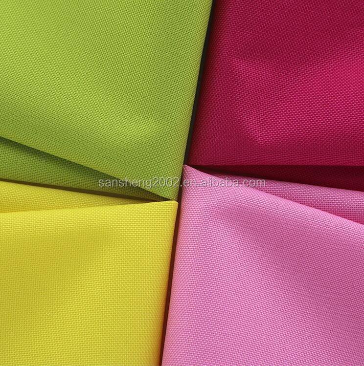 waterproof 600D Polyester oxford Fabric