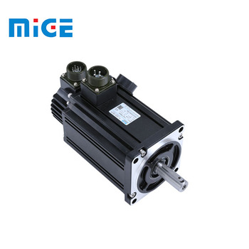 Low noise and less vibration brushless 130ST-M10010 servo motor with competitive price