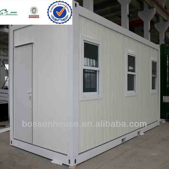 TUV certified turn key prefab container home