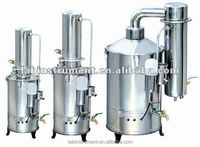 10L Auto-control Stainless Steel Water Still Laboratory Distiller