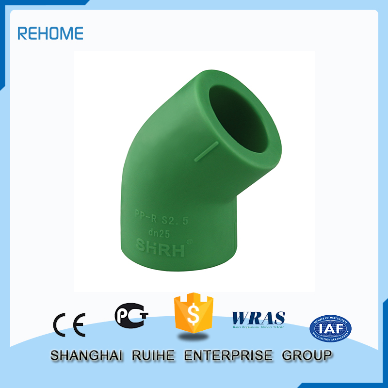 Stable quality Specially design plastic pvc elbow 90 bend pipe fitting