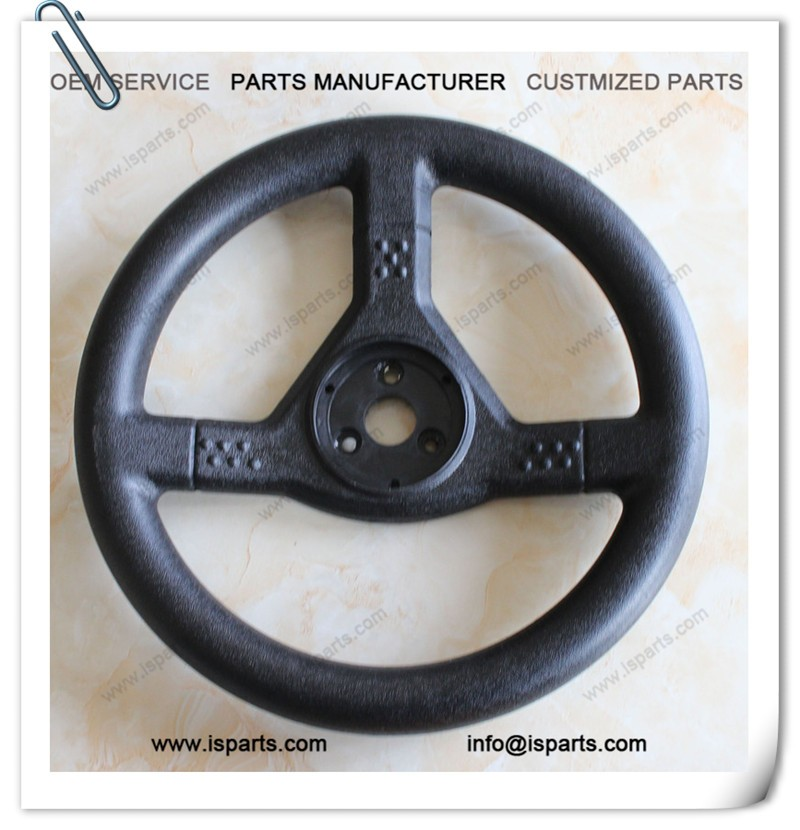 Wholesale Racing Go Kart parts 265mm Steering Wheel