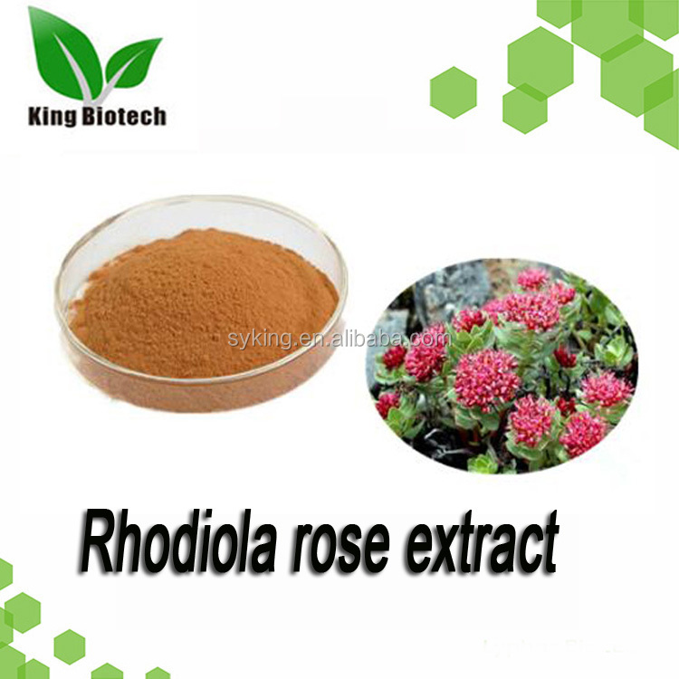 High quality fda approved rhodiola rosea extract
