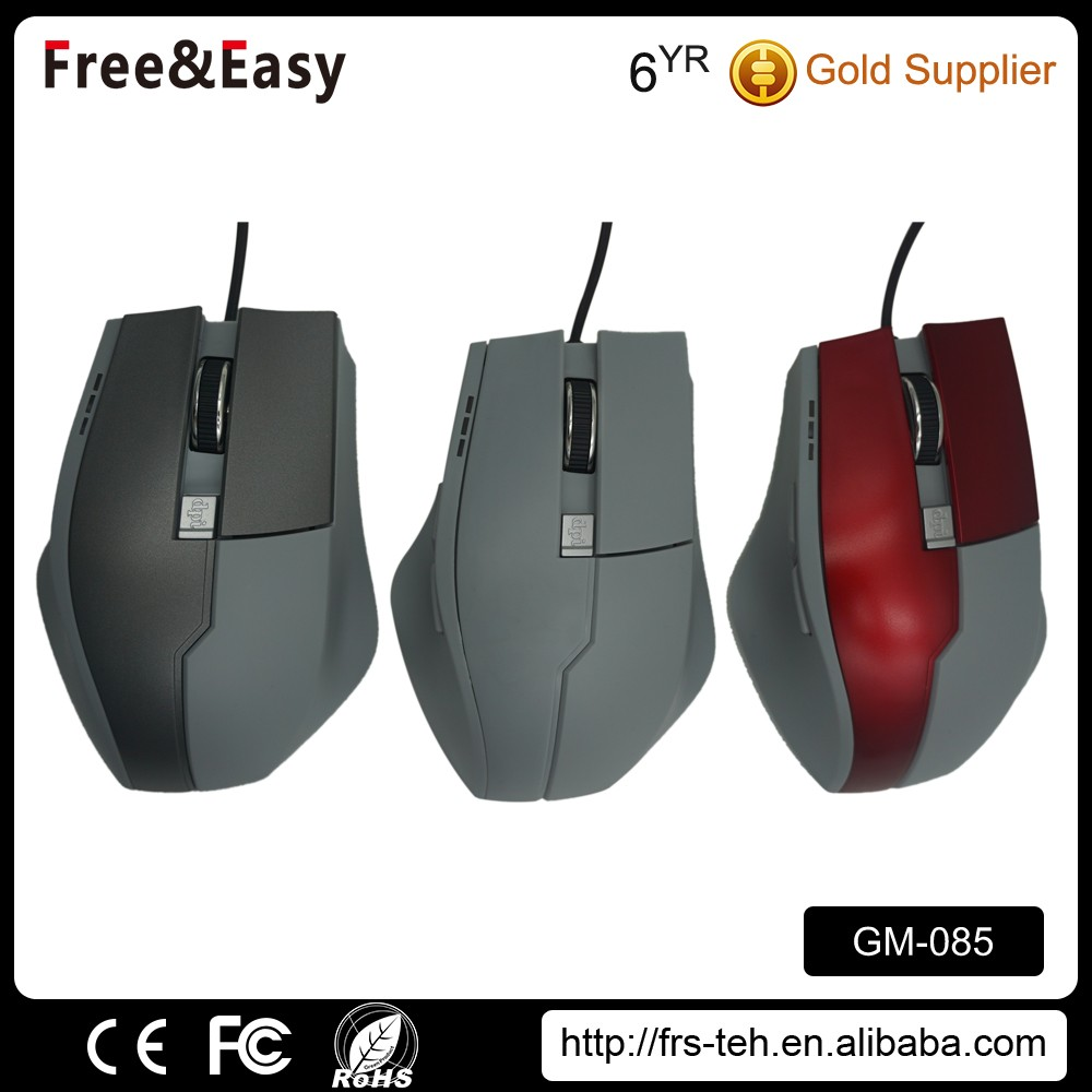 OEM optical OEM backlit virtual professional gaming mouse for computer