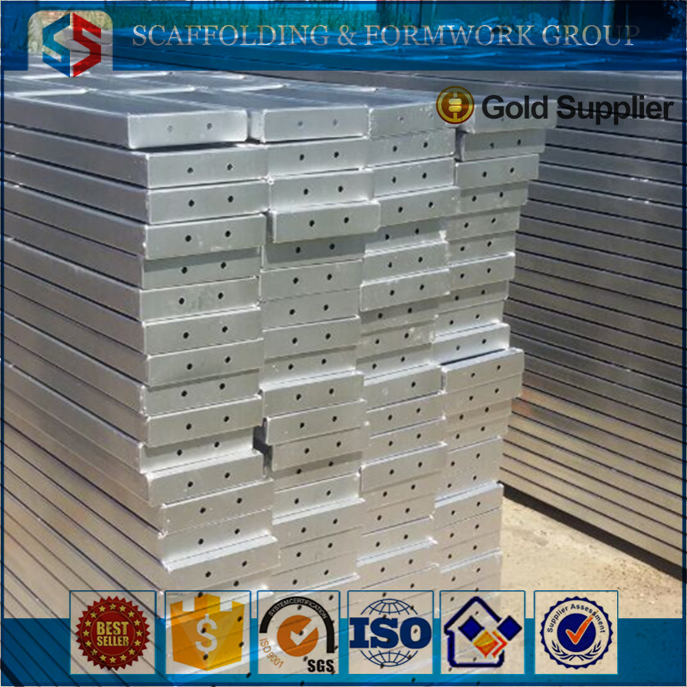Chinese Worthy Buying All kinds Scaffolding Punched Concrete Steel Decking For Good Quality
