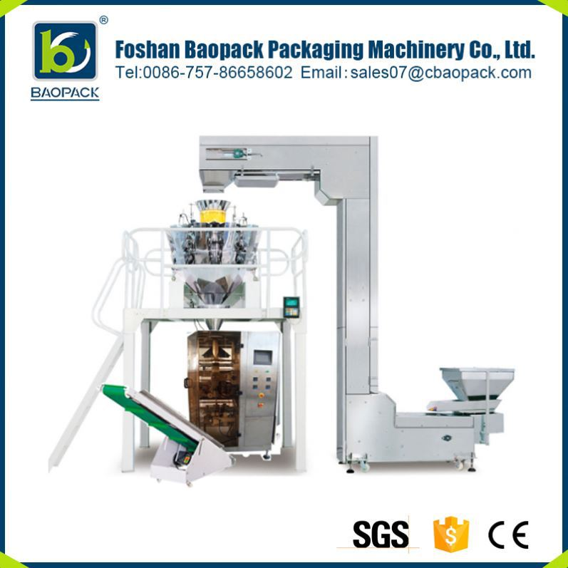 CB-VS52-<strong>M10</strong> China oem <strong>manufacturer</strong> with low price kurkure pouch packing machine