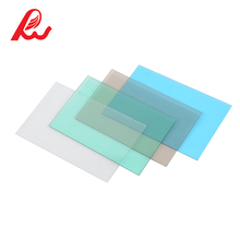 greenhouse solid colored polycarbonate roof sheet factory price